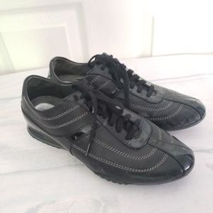Cole Haan Nike Black Tennis Shoes Size 7.5
